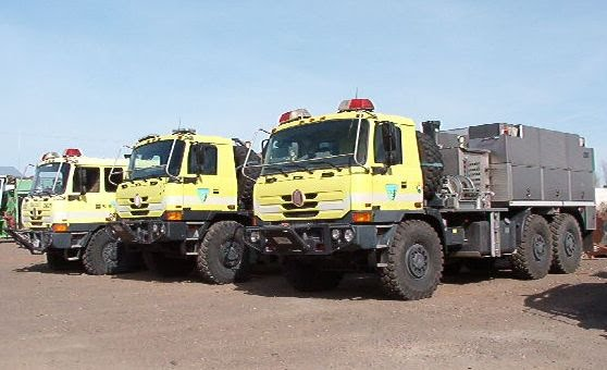 Authorized Service Dealer for Tatra Trucks