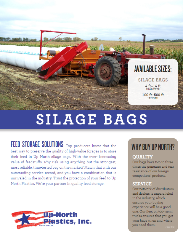 Up-North Silage Bags